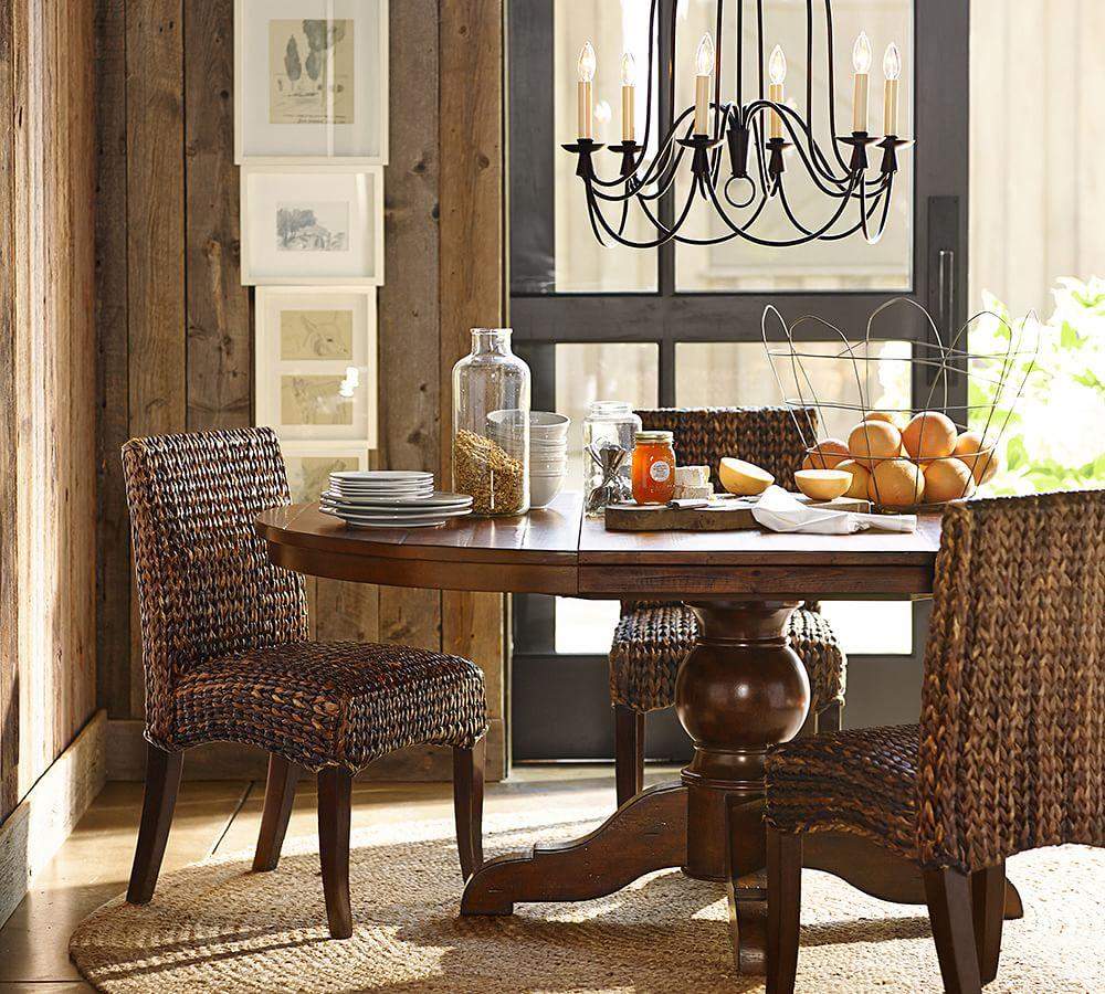 Sumner Extending Pedestal Dining Table