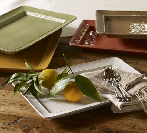 Cambria Rectangular Serving Platter
