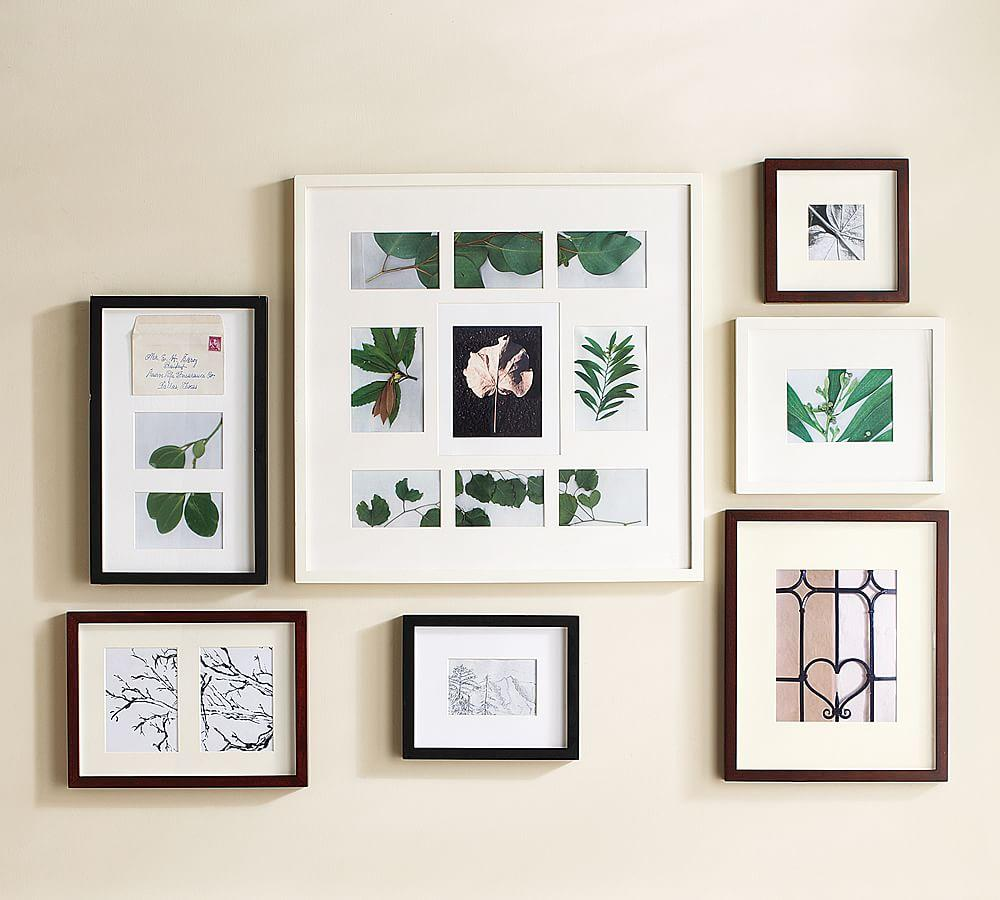 Wood Gallery Multiple Opening Frames | Pottery Barn CA