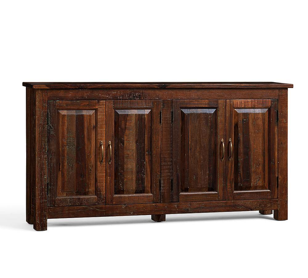 Bowry Reclaimed Wood Media Console