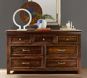 Bowry Reclaimed Wood Extra-Wide Dresser