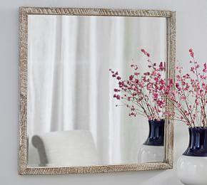 Foundry Square Wall Mirror