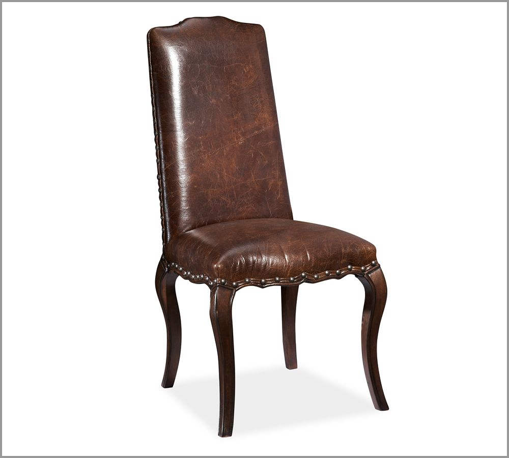 Calais Upholstered Dining Chair Pottery Barn Ca