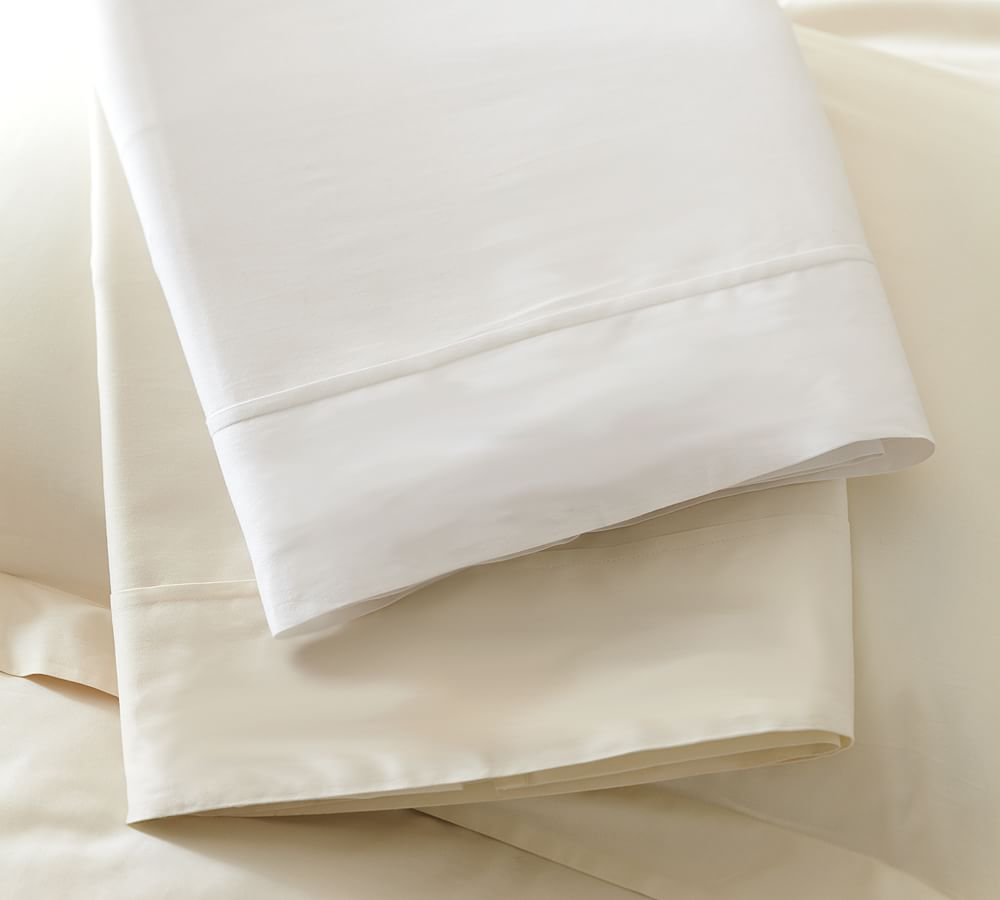 PB Essential 300-Thread-Count Cotton Sheet Set