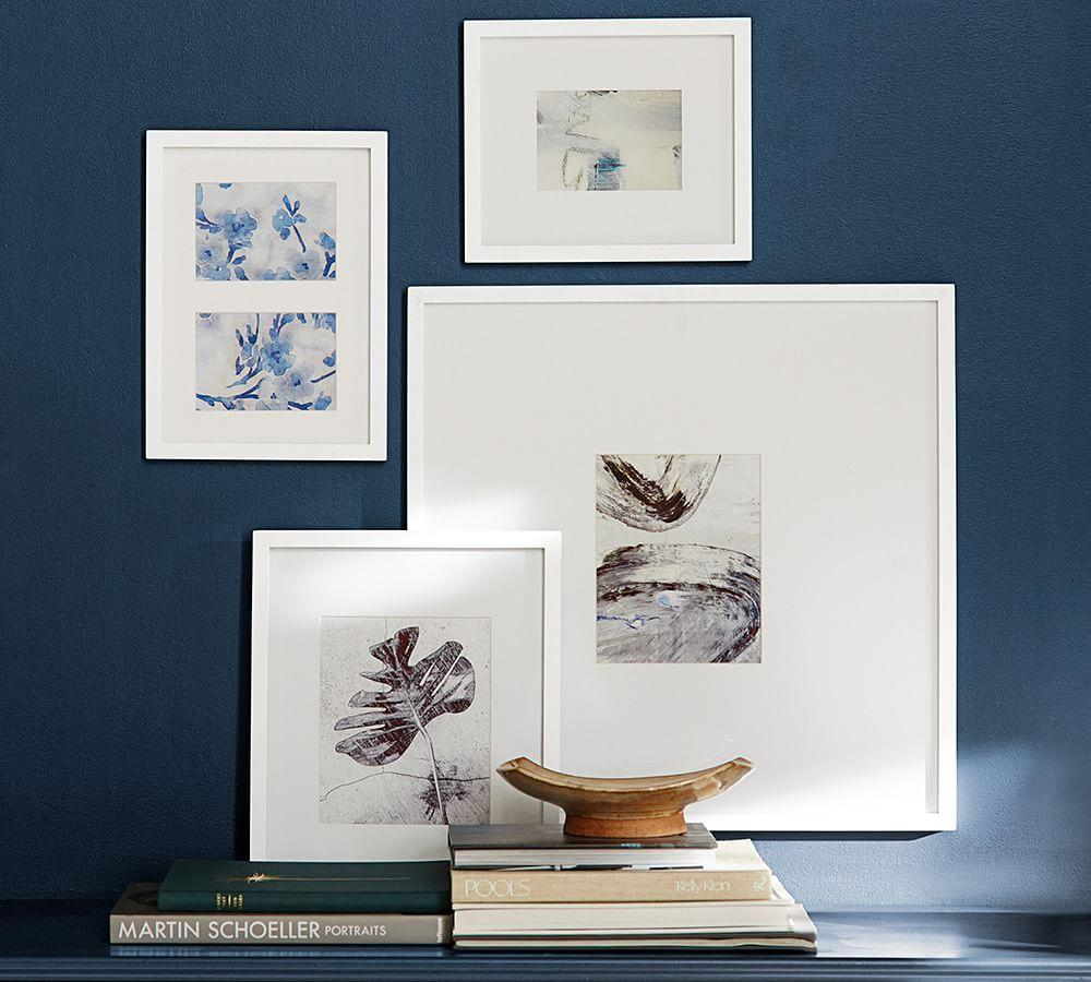 Wood Gallery Oversized Mat Frames | Pottery Barn CA