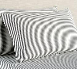 Wheaton Stripe Organic Sheet Set