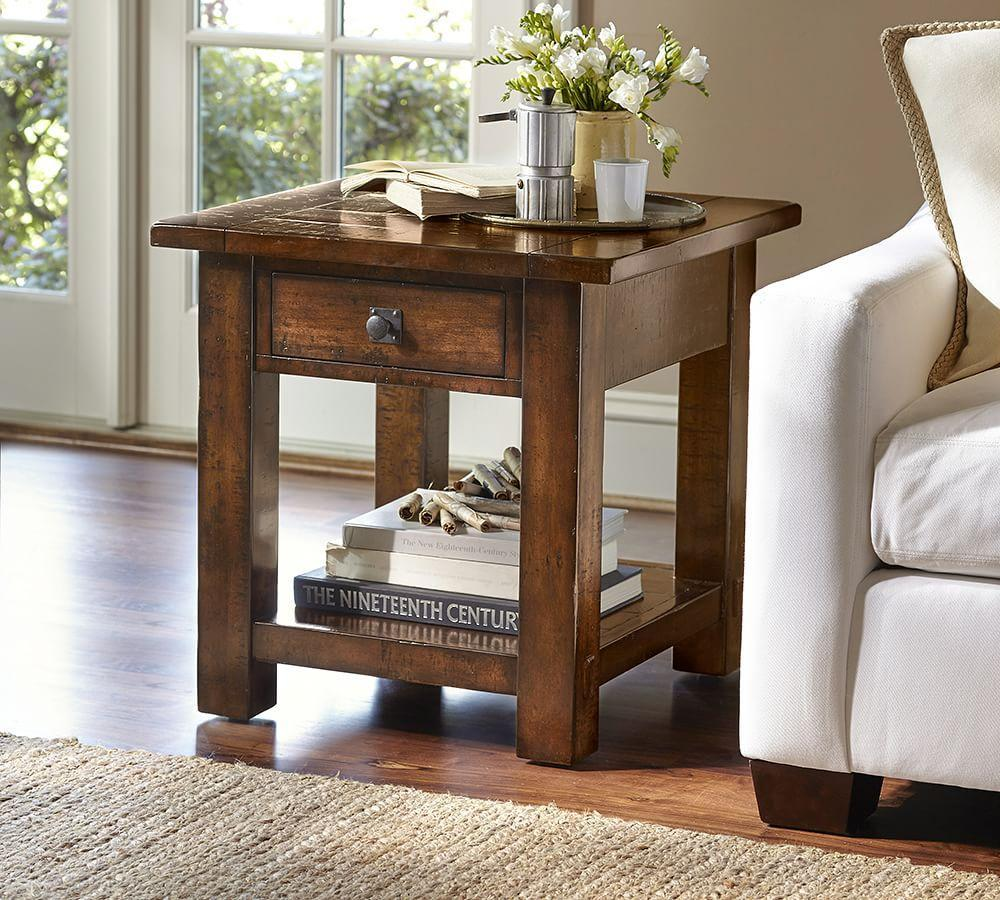 Benchwright Square Side Table