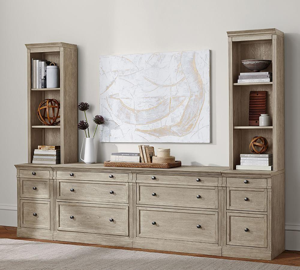Livingston Office Suite, Gray