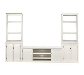 Logan 5-Piece Entertainment Center