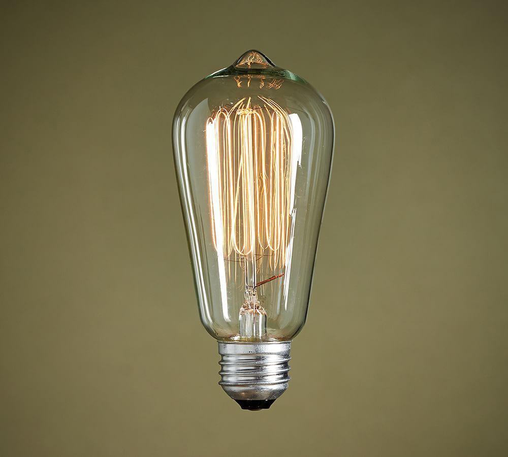 Teardrop Filament 60W Light Bulb