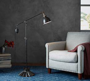Tilden Task Floor Lamp