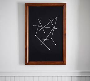 Printer's Home Office Chalkboard