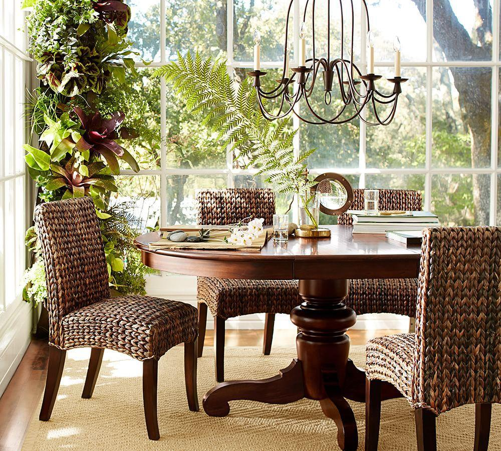 pottery off barn dining room used side chair chairs