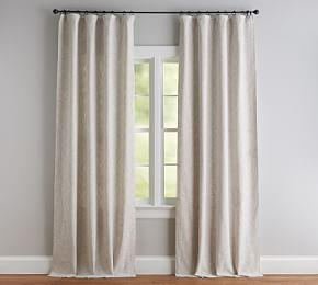 Seaton Textured Drape