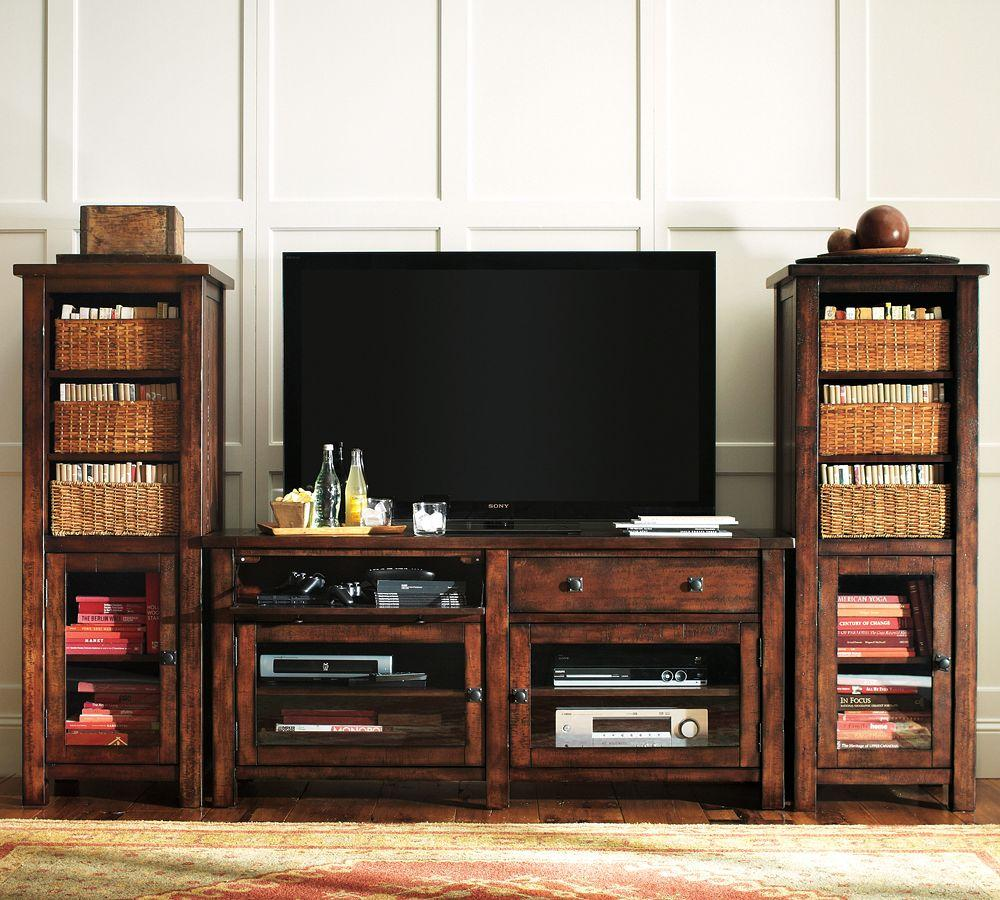 Benchwright Entertainment Center