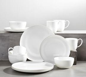 Aaron Probyn Bone China Dinnerware, 16 Piece Set