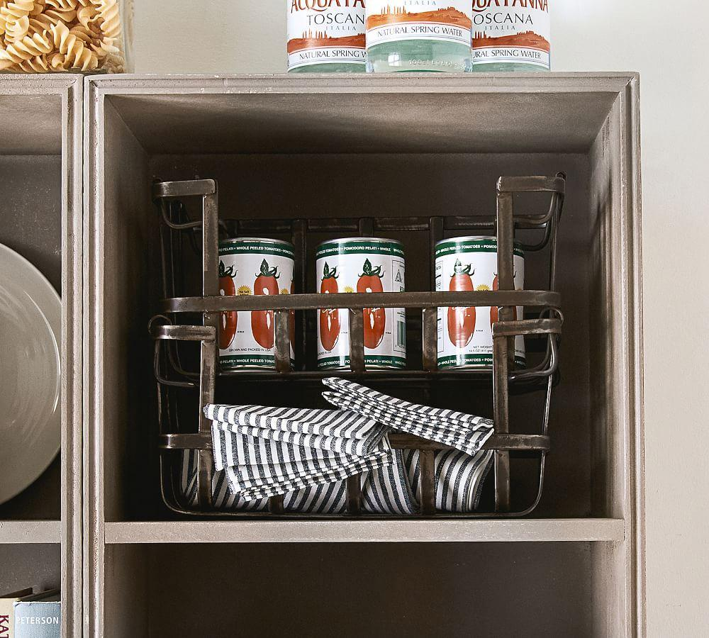 Mission Modular System Collection, Stackable Basket