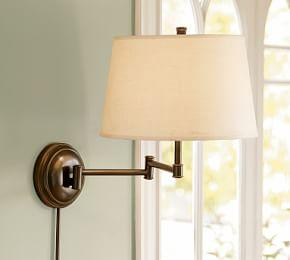 Chelsea Swing-Arm Sconce Base