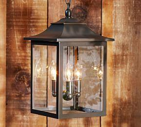 Classic Indoor/Outdoor Pendant