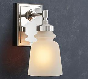 Benchwright Single Sconce