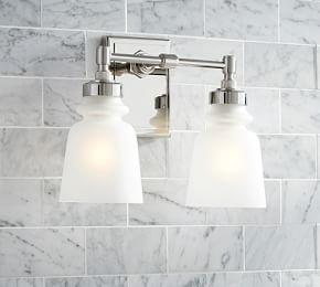 Benchwright Double Sconce