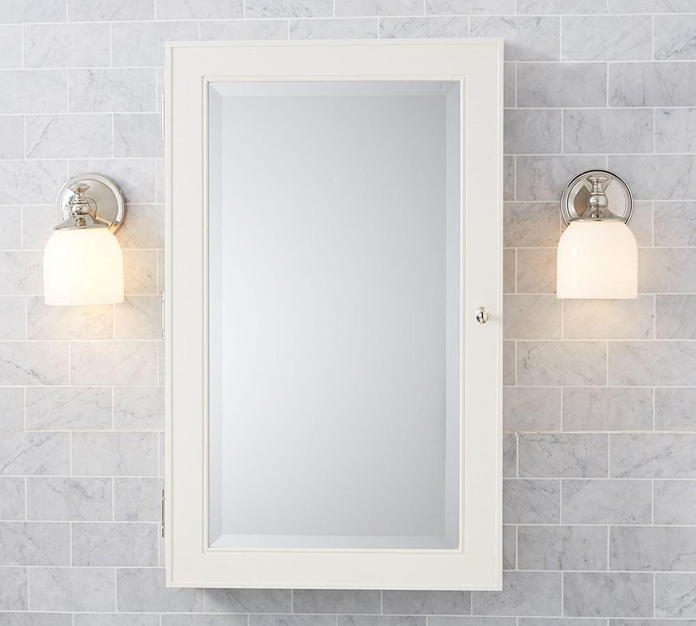 Classic Wall-Mounted Medicine Cabinet
