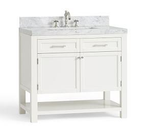 Piedmont Single Sink Console