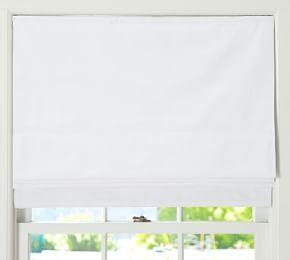 Cameron Cotton Cordless Roman Shade