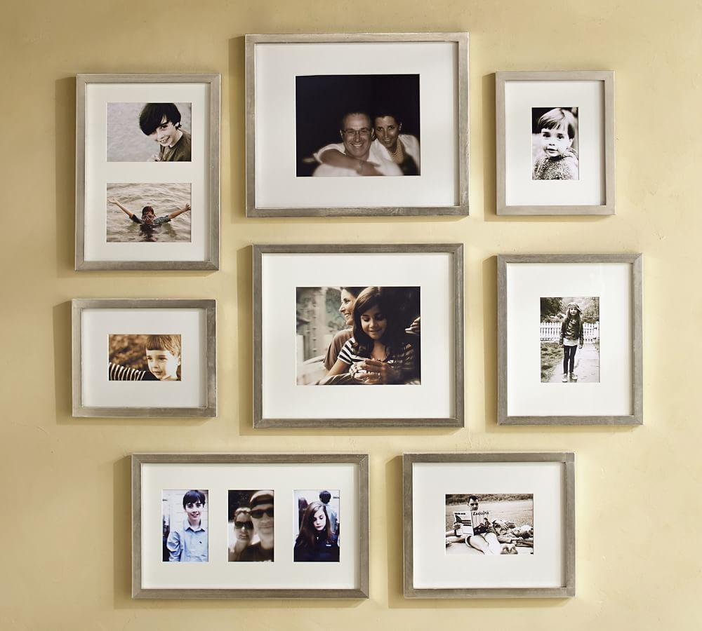 Gallery In A Box Frames - Champagne
