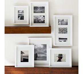 Wood Gallery Frame In A Box Set - White