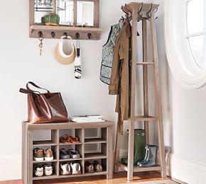 Livingston Entryway Collection, Coat Rack