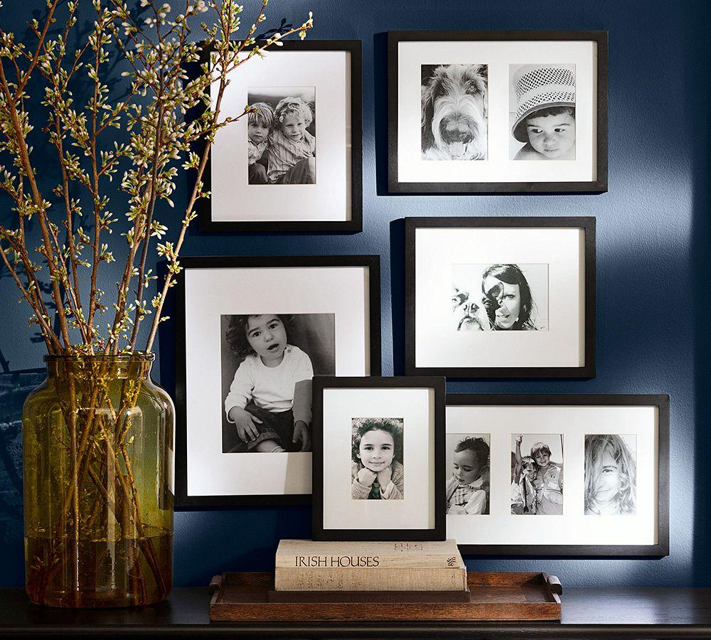 Wood Gallery Frame In A Box Set - Black