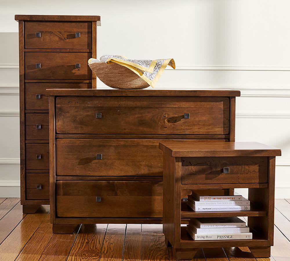 bedroom cherry contemporary hall dresser hardwood natural web dressers with handmade tree mattresses in solid and chests drawer