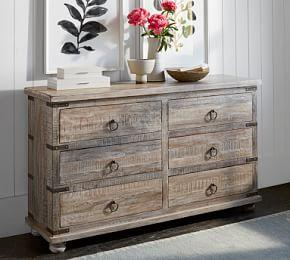 Kaplan Reclaimed Wood Dresser