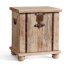Kaplan Reclaimed Nightstand
