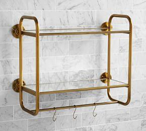 Vintage Wall Shelf