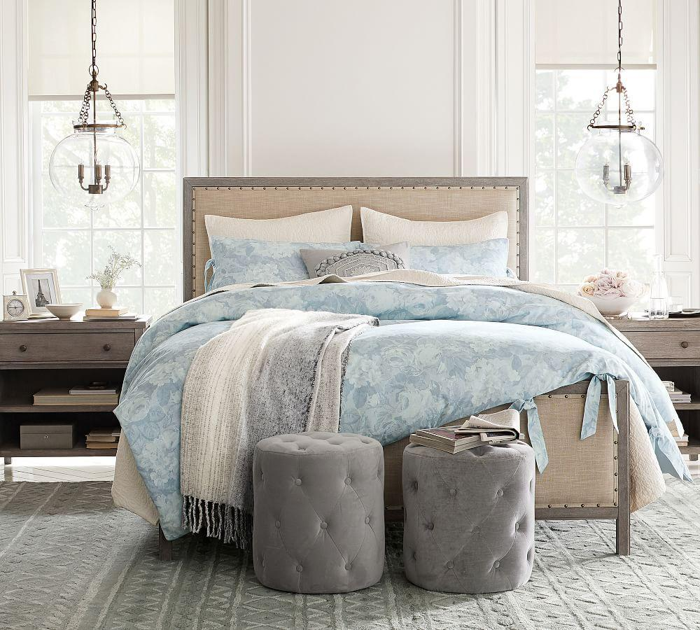 Toulouse Wood Bed | Pottery Barn CA