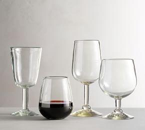 Santino Wine Glasses, Set of 6