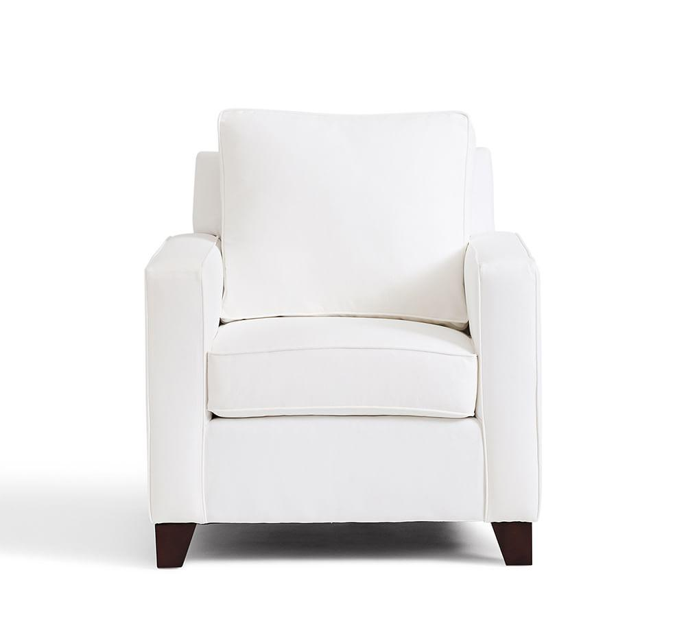 Cameron Square Arm Upholstered Armchair