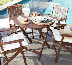 Chatham Folding Bistro Table