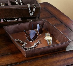 Saddle Leather Catchall