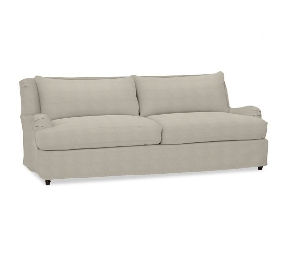 Carlisle Slipcovered Sofa