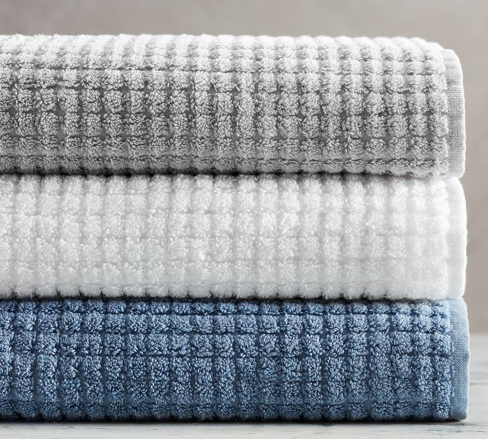 Aerospin™ Sculpted Organic Towels