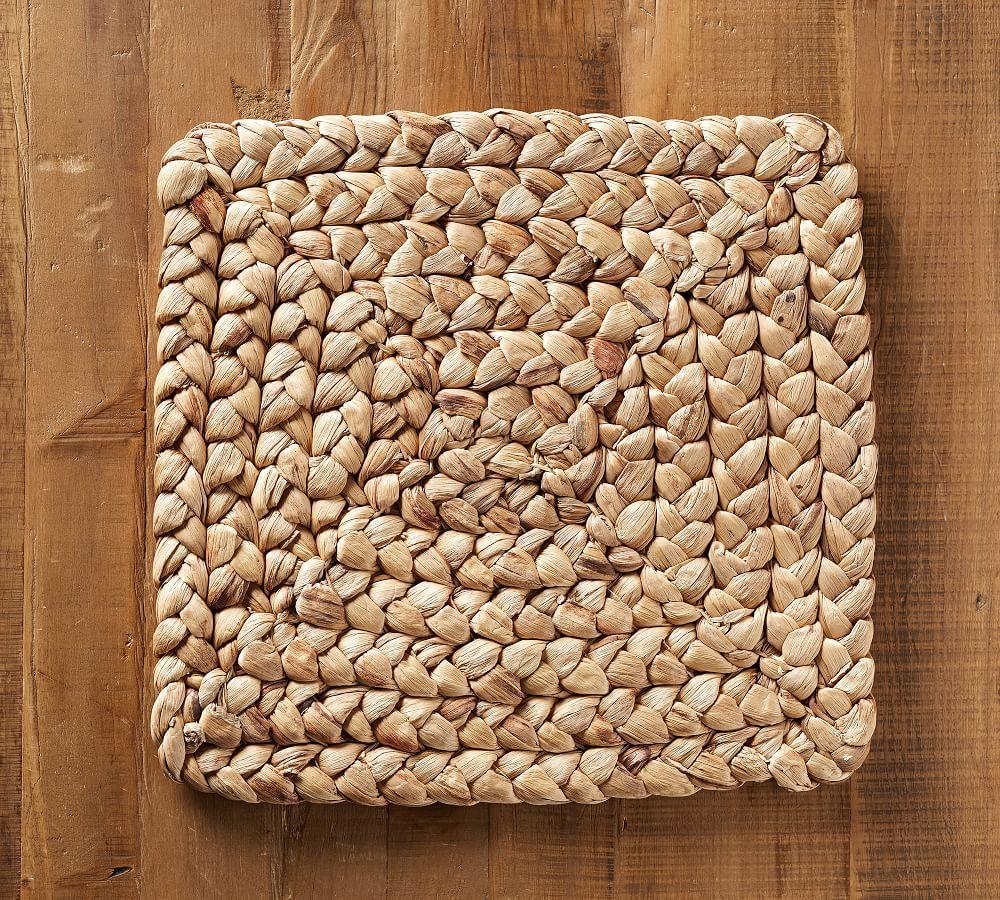 Square Water Hyacinth Placemat