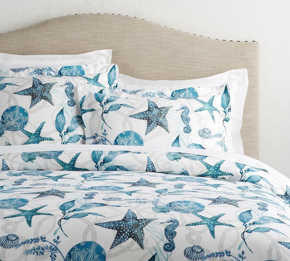 Catalina Coastal Duvet Cover & Sham