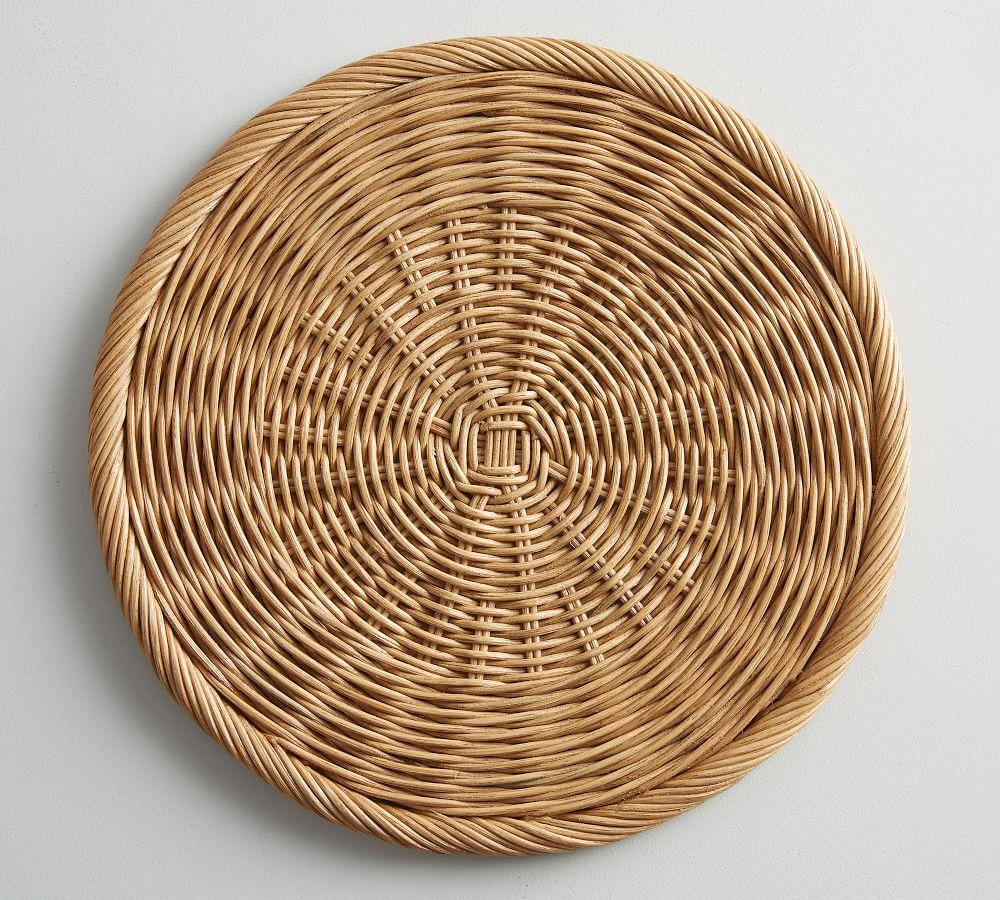 Willow Charger- Natural
