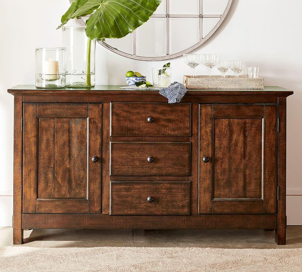 sideboard pottery media kaplan barns console au barn