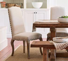 Calais Upholstered Dining Chair