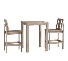 Indio Bar Height Table & Barstool Set