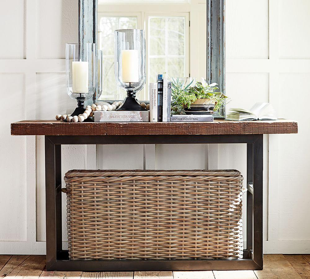 713a75f1478 Griffin Reclaimed Wood Console Table ...